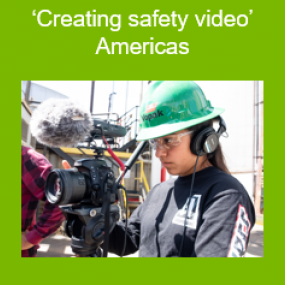 America's creating safety video's