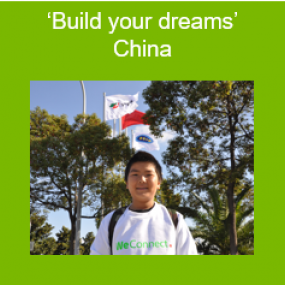 Build your dreams China
