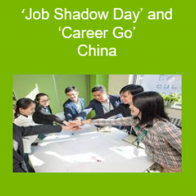 China shadow day