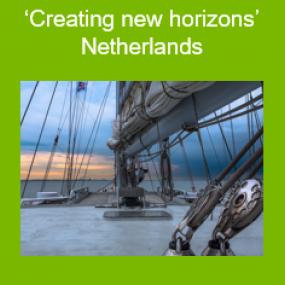 Creating new horizons