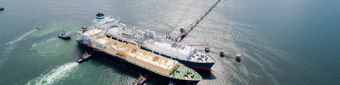 LNG in Colombia