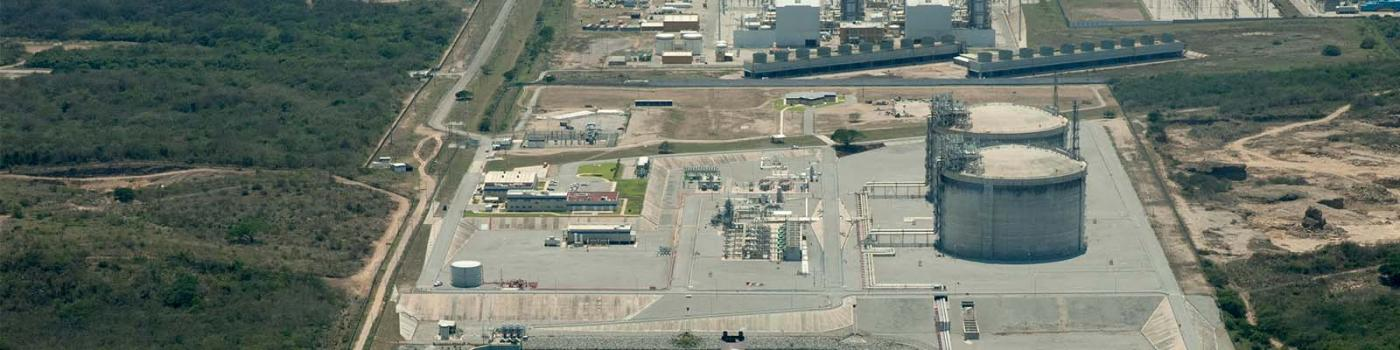 LNG Terminal Altamira